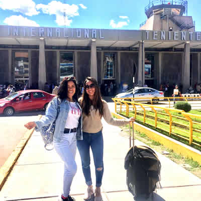 airport cusco